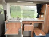 CMC Reimo Sportvan kitchen