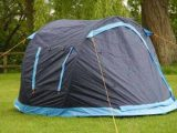 Halfords pop-up two-man tent