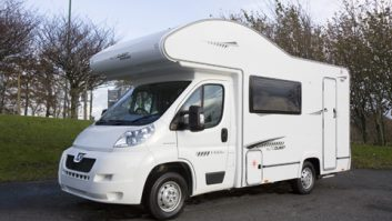 Swift Escape 624 exterior