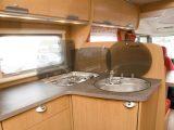 2008 Itineo LB 690 - kitchen