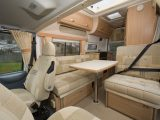 2007 Auto-Sleeper Duetto – lounge (from cab)