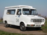 1977 Leyland Sherpa Auto-Sleeper conversion - yours for less than £2000