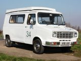1978 Leyland Sherpa Auto-Sleeper conversion - yours for less than £2000