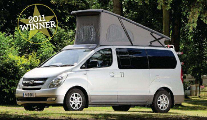 Wellhouse Hyundai i800 camper
