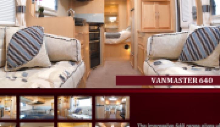 Vanmaster website