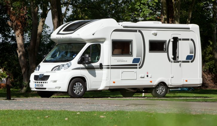 Marquis sells Auto-Sleeper motorhomes such as the Cotswold FB