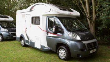 New motorhome for 2014: The compact Auto-Roller T-Line 590