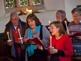Christmas at St Peter's, pic by Andrew Mackintosh