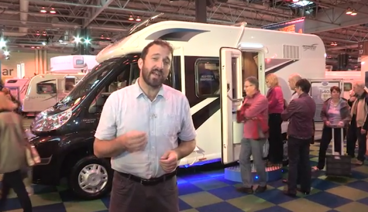 Practical Motorhome's experts review new motorhomes on The Motorhome Channel