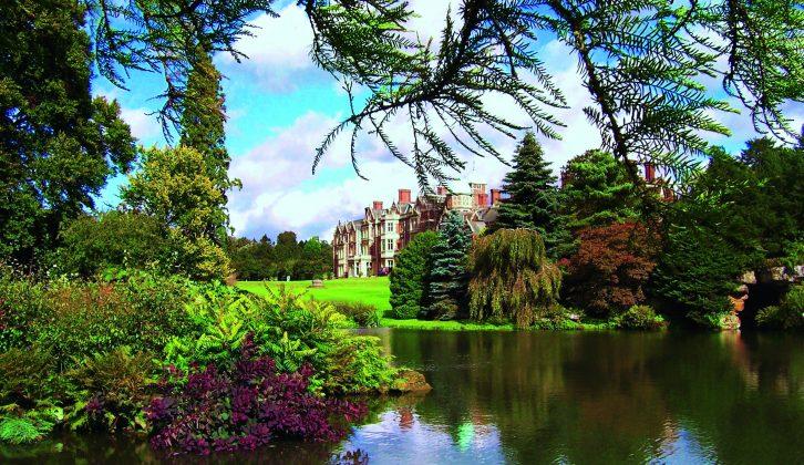 During your caravan holidays in Norfolk, walk round the Queen's beautiful Sandringham estate