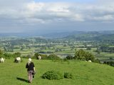 Practical Caravan's travel guide to South Wales – beautiful views, like this across the Towy Valley, are not in short supply