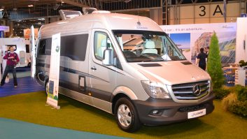Practical Motorhome's NEC Show Special Report: new Lunar van conversion