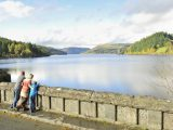 There are many stunning vistas in North Wales, including Lake Vyrnwy, to discover on your next tour