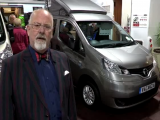 Lunar Vacanza camper van review is on TV's The Motorhome Channel