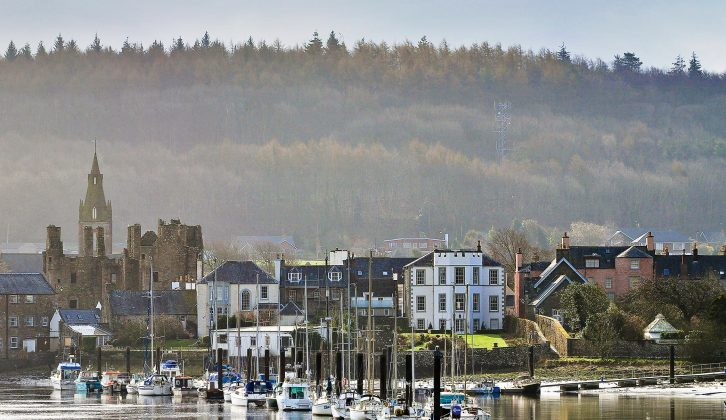 The pretty town of Kirkcudbright, in south-west Scotland, is one of many gems waiting for you to discover