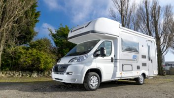 2014 Auto-Sleepers Broadway EK reviewed by Practical Motorhome