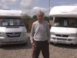 Andy Harris gives advice on how to buy a used motorhome on TV