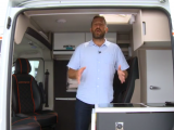 The Autocruise Carrera 4 Practical Motorhome review with Rob Ganley