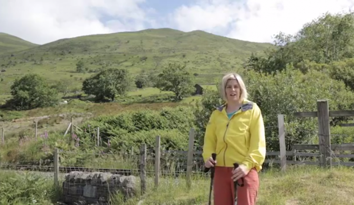 Walk up Mount Snowdon with Emma on The Motorhome Channel