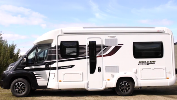 Practical Motorhome's Niall reviews the 2015 Swift Bolero Black Edition 684 FB