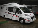 Practical Motorhome reviews the 2015 Dethleffs Sunlight T65