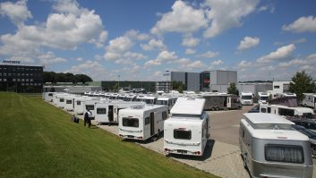Practical Motorhome was at the launch of the new for 2015 Hymer and Carado 'vans