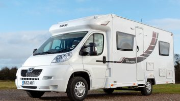 It'll cost you less than £40,000 and you'll get a fixed double bed, a make-up double and four travel seats – read our review for the full story