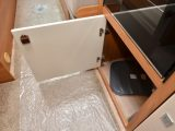 There are quite a few storage options in the Lunar Landstar RL, as Practical Motorhome's review team discovered