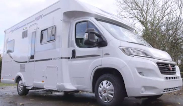 Find out what Practical Motorhome's Editor Niall Hampton thinks of the 2015 Pilote Pacific P716P by watching his review on TV, only on The Motorhome Channel