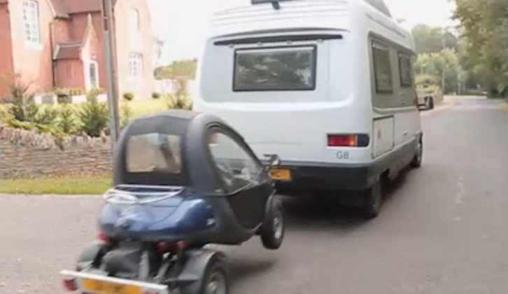 If you tow with your motorhome or you want to, don't miss John Wickersham's expert advice, only in our TV show on The Motorhome Channel