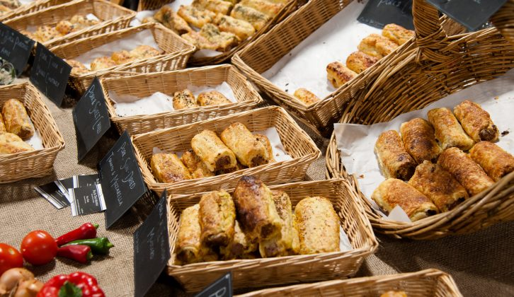 There are sure to be many tempting treats at January's Manchester show