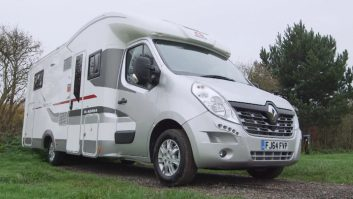 Watch the Practical Motorhome Adria Matrix Supreme 687 SBC review only on The Motorhome Channel