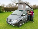 If you fancy a campervan that you can use every day, how about the Auto-Sleeper Wave?