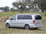 This is the fifth-generation Marco Polo campervan, but the first to be sold in the UK – read more in our review