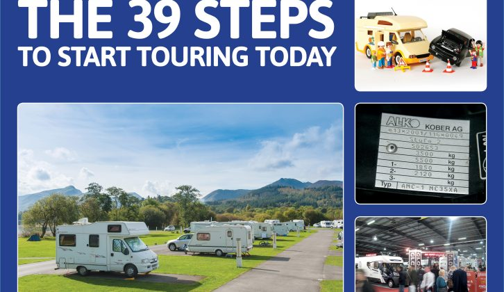 Follow Practical Motorhome's top tips and get out and enjoy motorcaravanning today!