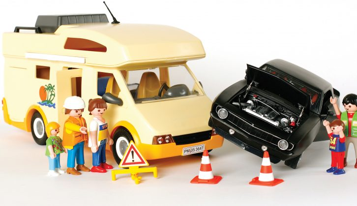 Be sure that your insurance covers your size of 'van, check any driver age limits and get your contents insured, too