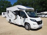 A white cab denotes that this Chausson 610 is in entry-level Flash trim (the Ford base vehicle option is available)