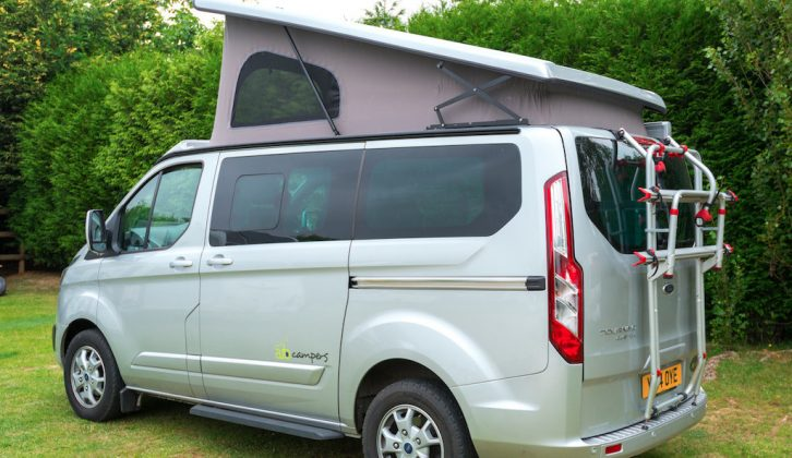 Watch our Auto Campers Day Van review on The Motorhome Channel and find out more about this impressive campervan