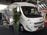 If you're unfamiliar with Rapido group 'vans from Florium and Fleurette, check them out on the Webbs Motor Caravans NEC stand