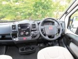 Fiat's Ducato has benefitted from a raft of engineering improvements especially in door operation, aperture rigidity and suspension