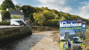 Wonderful Wales is our top destination in the new January issue  – on sale from 19 November!