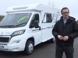 Practical Motorhome's Editor Niall Hampton reviews the Bailey Approach Advance 635
