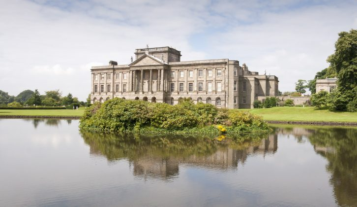 Fans of the TV adaptation of Pride and Prejudice will find Pemberley – otherwise known as Lyme Park – hard to resist