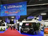 Lowdhams was another dealer well-represented in Manchester