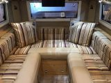 The stand-out feature of the IH N-Class 630 RL is this roomy rear lounge