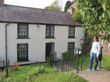Welsh bard Dylan Thomas lived here in Laugharne