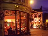 When you visit York you must go to Betty's Café Tea Rooms in St Helen's Square, or Little Betty's in Stonegate
