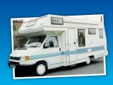 For a VW campervan with a difference, consider a 1992-1996 Auto-Trail Cree for up to £10,000