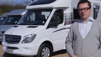 Practical Motorhome's Editor Niall Hampton reviews this end-kitchen Auto-Sleeper Stanton