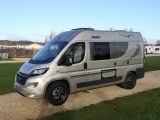 The two-berth Pilote Foxy Van V540G costs £39,238 OTR, £44,565 as tested – the 16in alloys and black grille are options